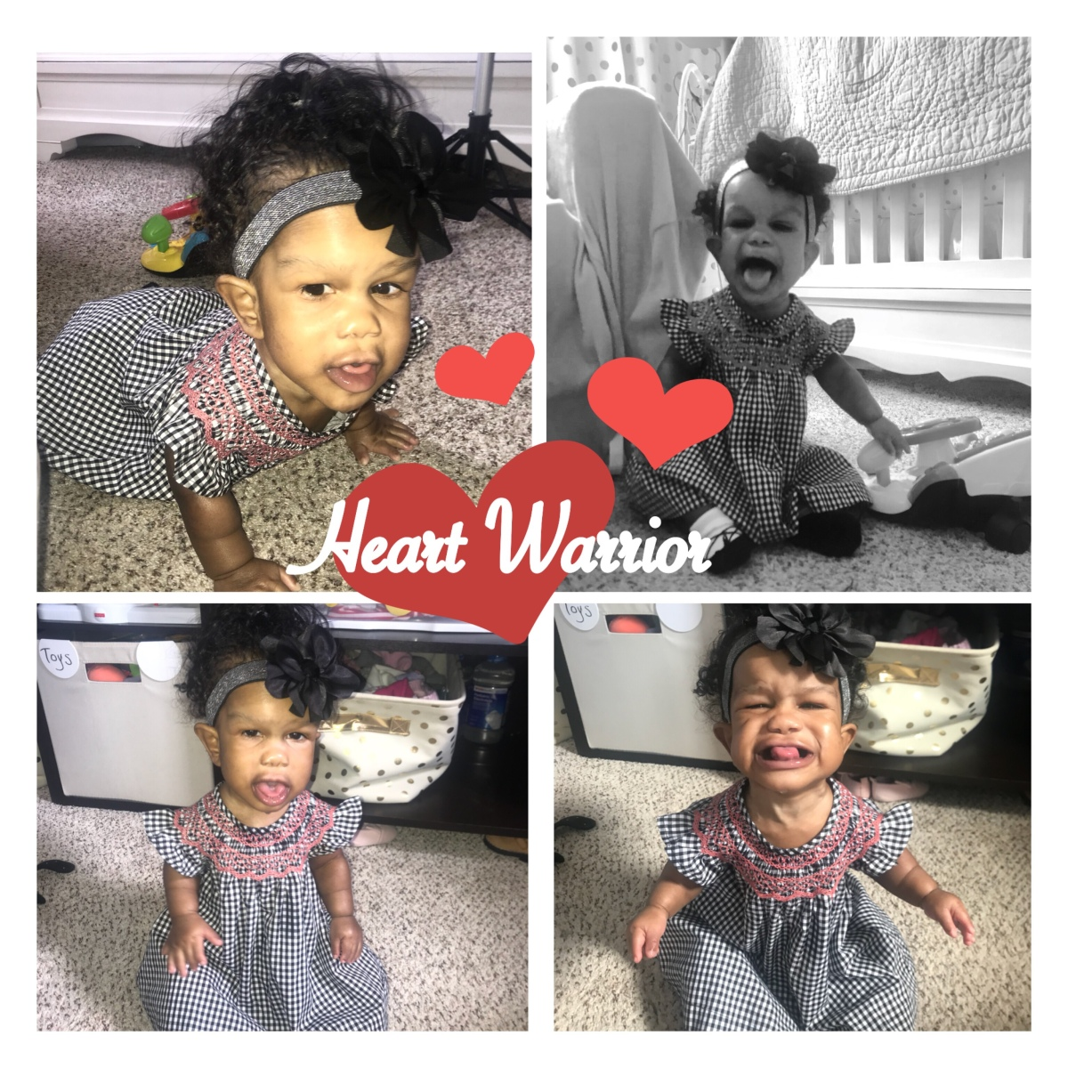 Another Medical Milestone…Nia's Open Heart Surgery isNear…
