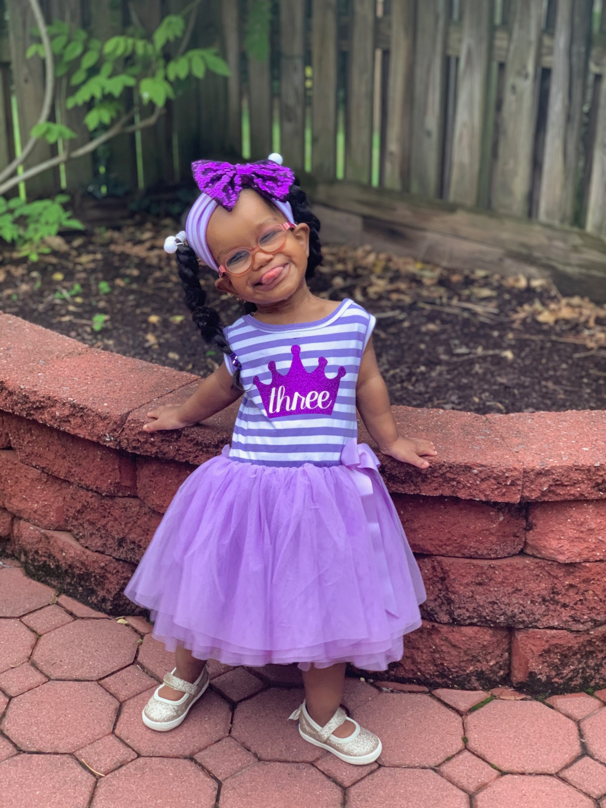 3rd Year Open Letter To Nia – My Fearfully and Wonderfully Made Miracle!💜💜💜